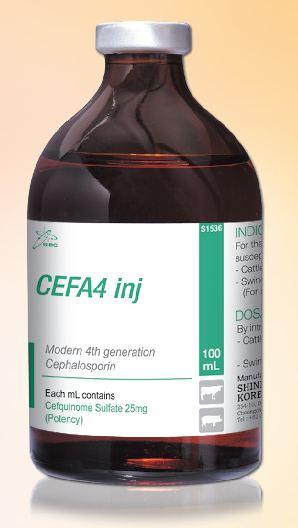 Cefa-4 Inj.