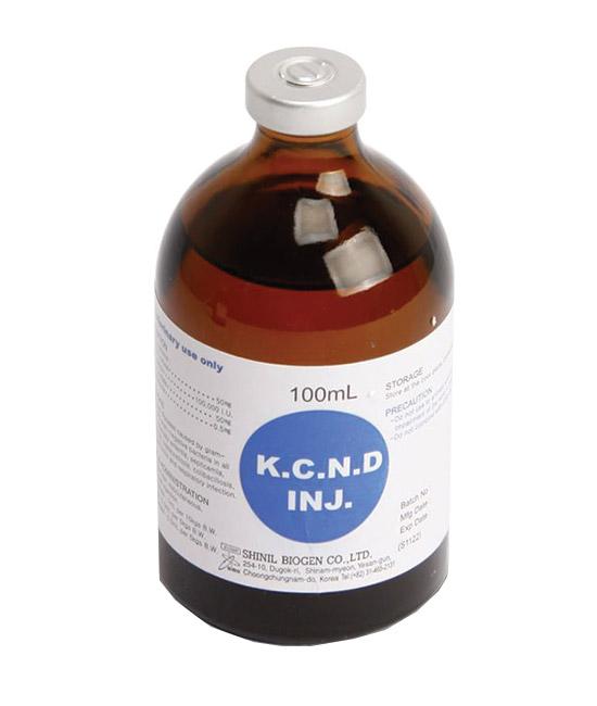 K.C.N.D Inj
