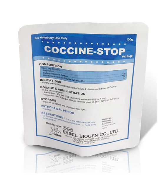 Coccine Stop WSP