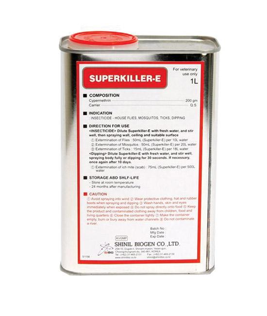 Superkiller -E
