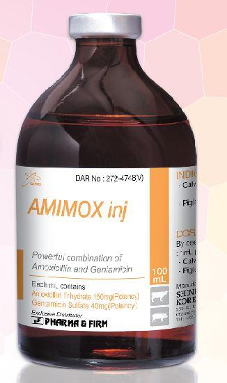 Amimox Inj.