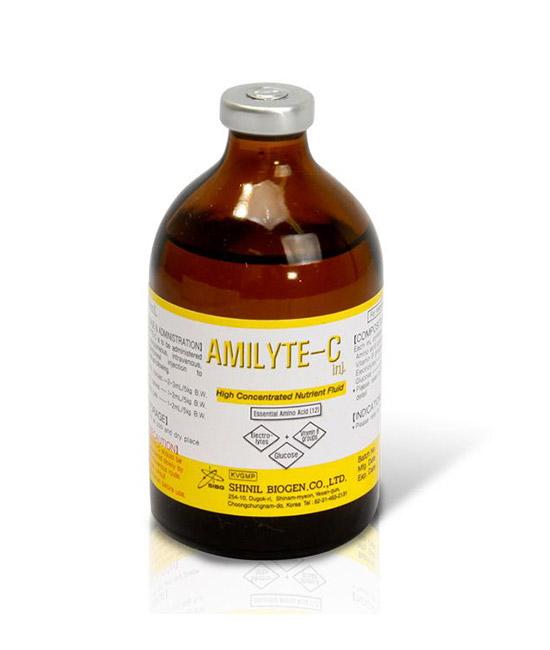 Amilyte-C Inj