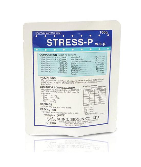 Stress-p wsp