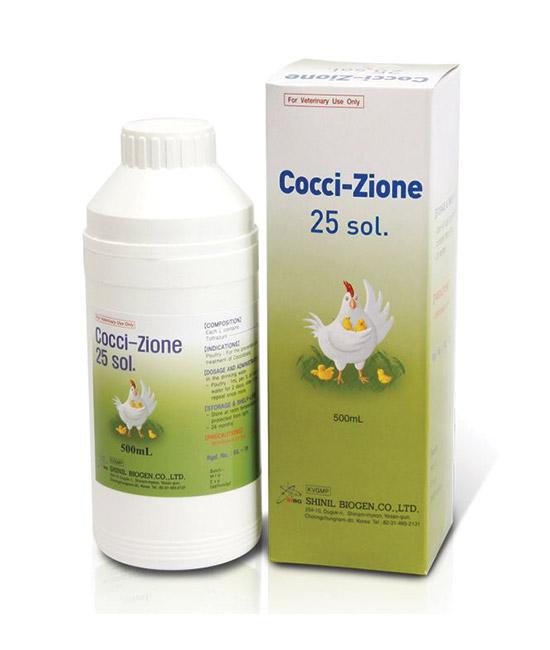 Cocci-Zione 25 sol